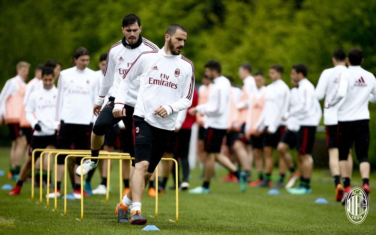 Milan, Romagnoli corre verso la Finale