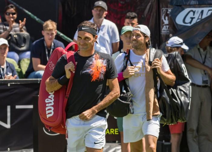 ATP Stoccarda - Federer e il rientro, le considerazioni dello svizzero
