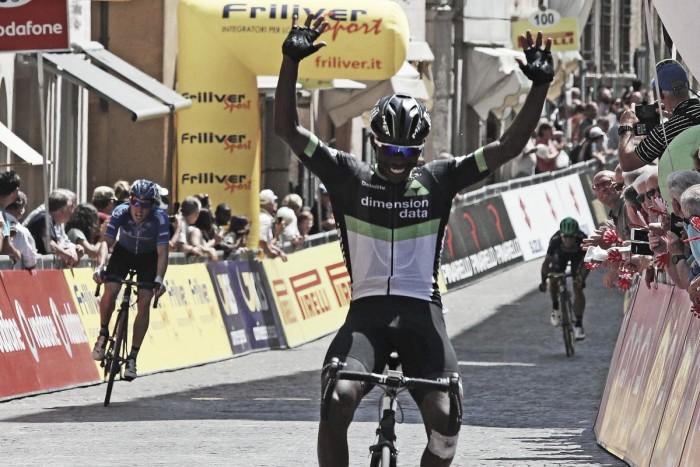 Giro U23 - Areruya vince ad Osimo, Sivakov allunga dopo la cronometro