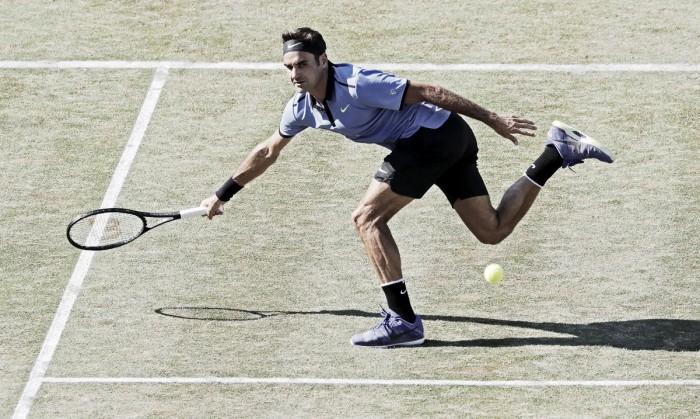 ATP Stoccarda - Haas sorprende un Federer sbiadito