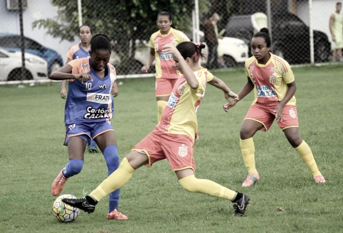 Duque de Caxias empata sem gols com JV Lideral-MA pelo Brasileirão Feminino A-2