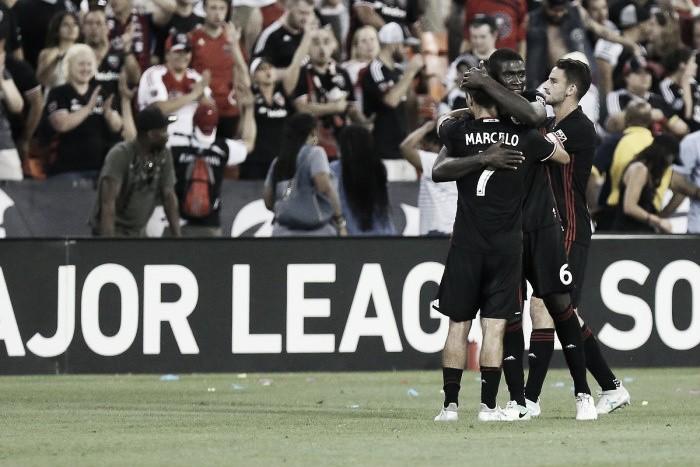 D.C. United pick up a vital 2-1 win over Atlanta United