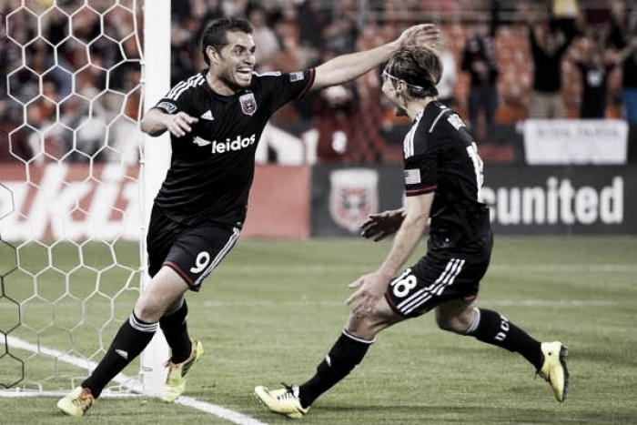 Old Eastern Conference rivals D.C. United, New England Revolution will clash on Saturday