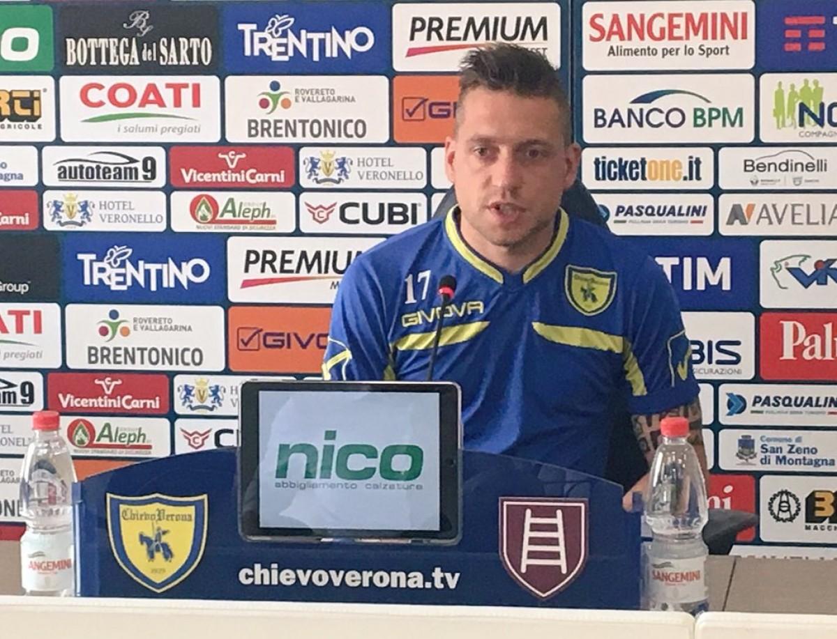 Chievo Verona: D'Anna rilancia Giaccherini esterno in vista del Bologna
