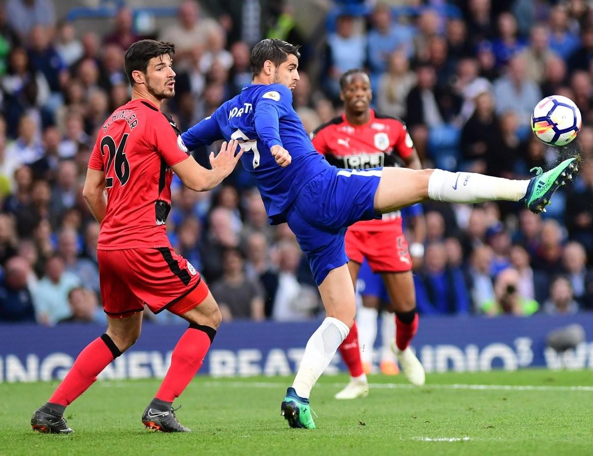 Il Chelsea frena ancora: 1-1 contro l'Huddersfield e terzo posto ancora distante