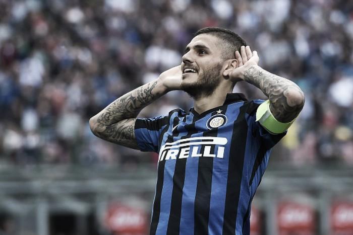 Internazionale leva pressão no final, mas bate Empoli e assegura quarto lugar na Serie A