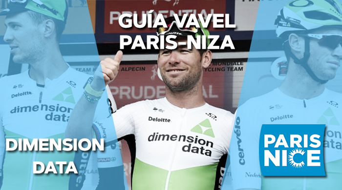 Guía VAVEL: París-Niza 2019. Team Dimension Data