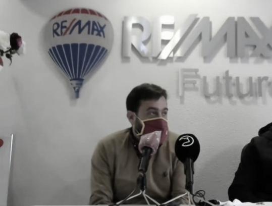 """Diego Hernansanz: """"El único objetivo ahora mismo es conseguir la PRO"""""""