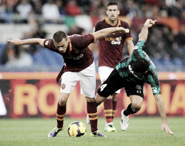 Live Sassuolo - Roma in risultato partita Serie A (0-3)