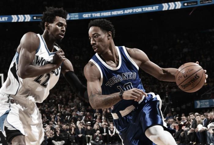Nba, Toronto e Washington battono Timberwolves e Nuggets