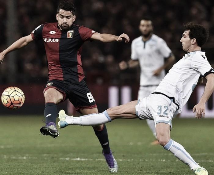 Genoa 0-0 Lazio: Honours even at the Marassi