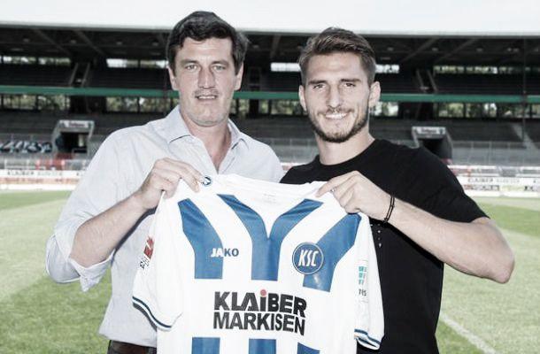 Dimitris Diamantakos joins Karlsruher SC on loan