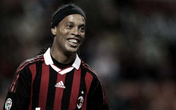 """Ronaldinho, nostalgia canaglia: """"II Milan mi manca tanto"""""""