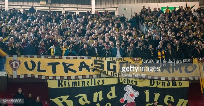 Dynamo Dresden handed €60,000 fine and partial stadium closure by DFB