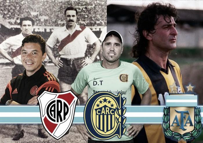 River Plate - Rosario Central: un encuentro con 100 años de historia
