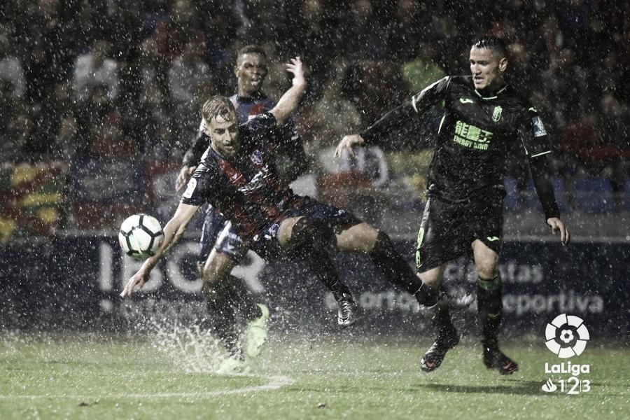 Previa Granada CF VS SD Huesca: punto de partido