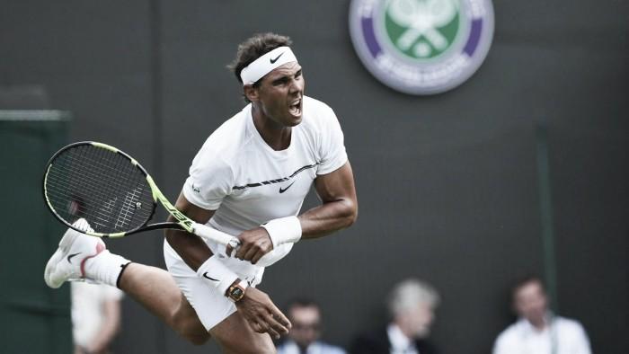 Wimbledon 2017 - Nadal antologico, Millman saluta