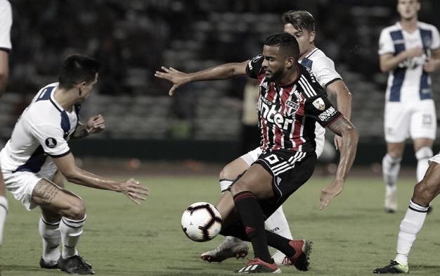 São Paulo perde para Talleres e se complica na Libertadores