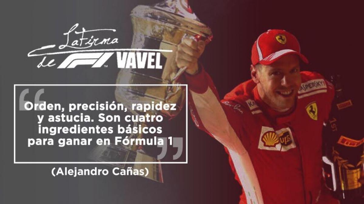 La Firma de F1 VAVEL: Vettel prolonga su reinado en la corte bareiní