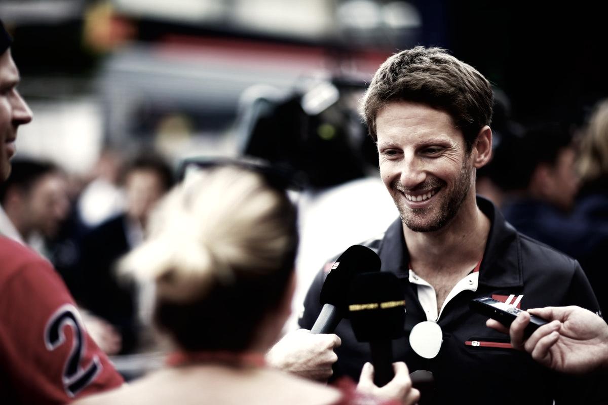 Haas ratifica a Grosjean tras los rumores de su sustitución