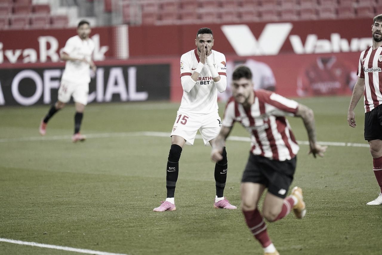 El Sevilla se ahoga en la orilla