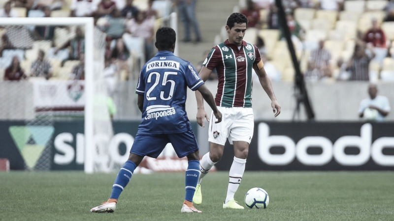 CSA surpreende e vence Fluminense no Maracanã
