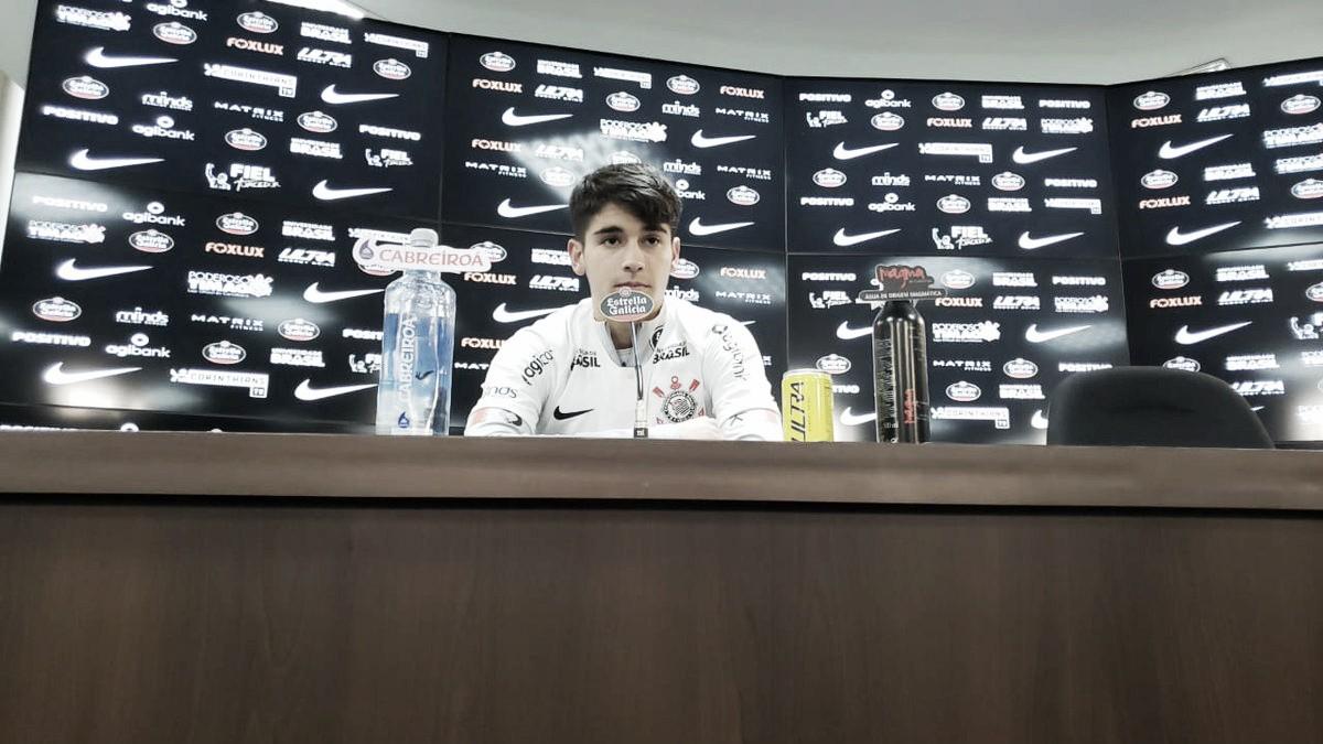 Recém-contratado pelo Corinthians, Araos fala sobre estilo de jogo e novo desafio na carreira