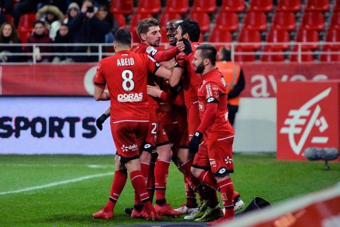 23e journée : Dijon - Rennes (2-1)