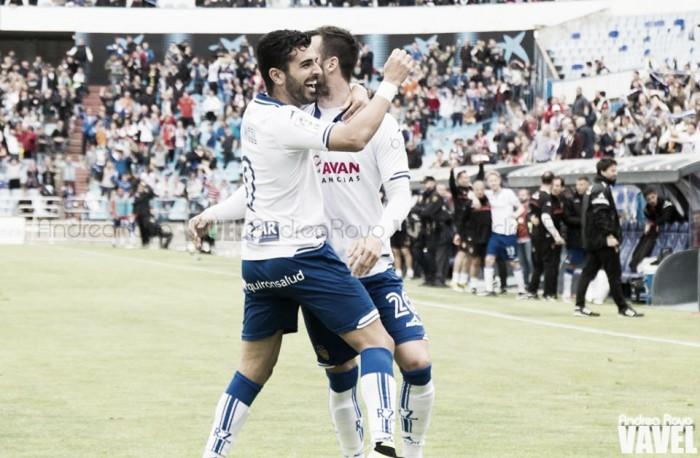 Real Zaragoza - Alcorcón: partido por la promoción