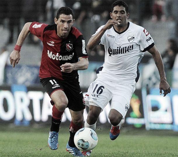 Quilmes - Newell's: puntuaciones de Newell's