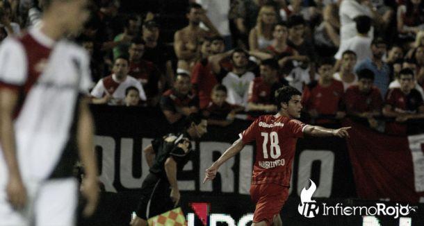"""Independiente - Newell's Old Boys: puntuaciones del """"Rojo"""""""