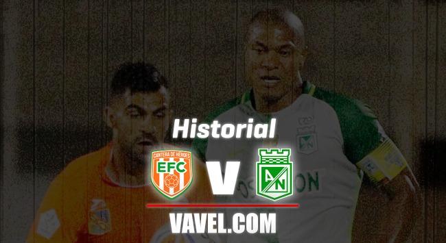 Historial: Envigado F.C. vs Atlético Nacional