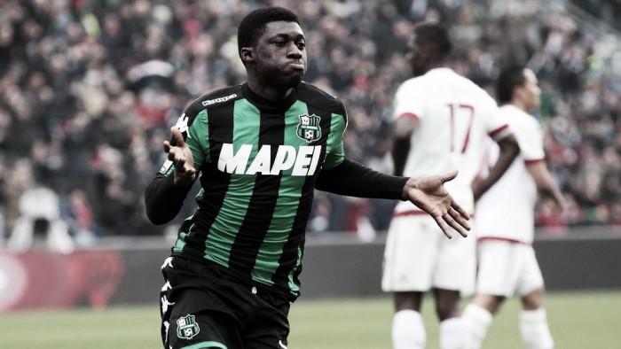 Il Sassuolo si conferma la bestia (verde)nera del Milan. Due a zero contro i rossoneri