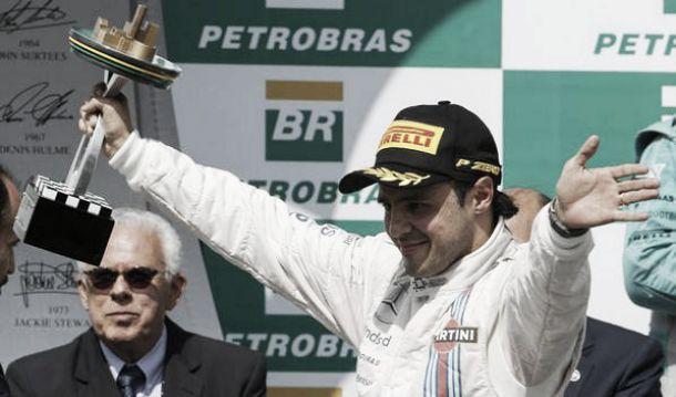 """Felipe Massa: """"El coche ha estado fantástico"""""""