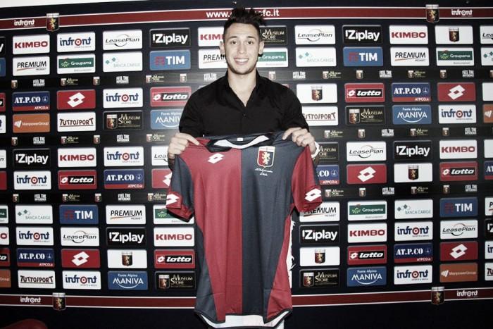Genoa acerta empréstimo do atacante Ocampos, ex-Olympique de Marseille