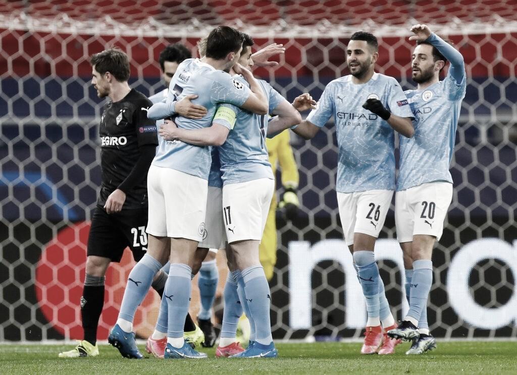 El City avanza sin dificultad a la siguiente ronda