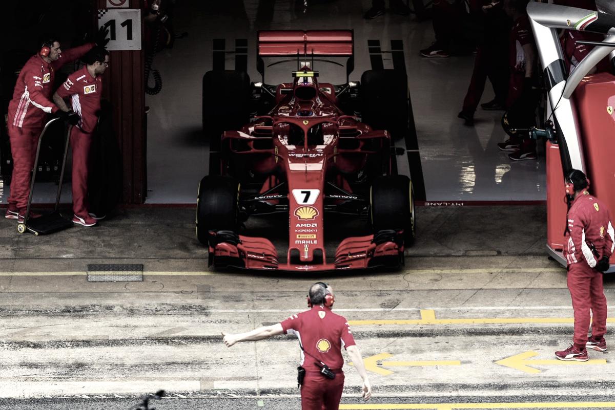 El motor de Raikkonen podrá reutilizarse en Mónaco