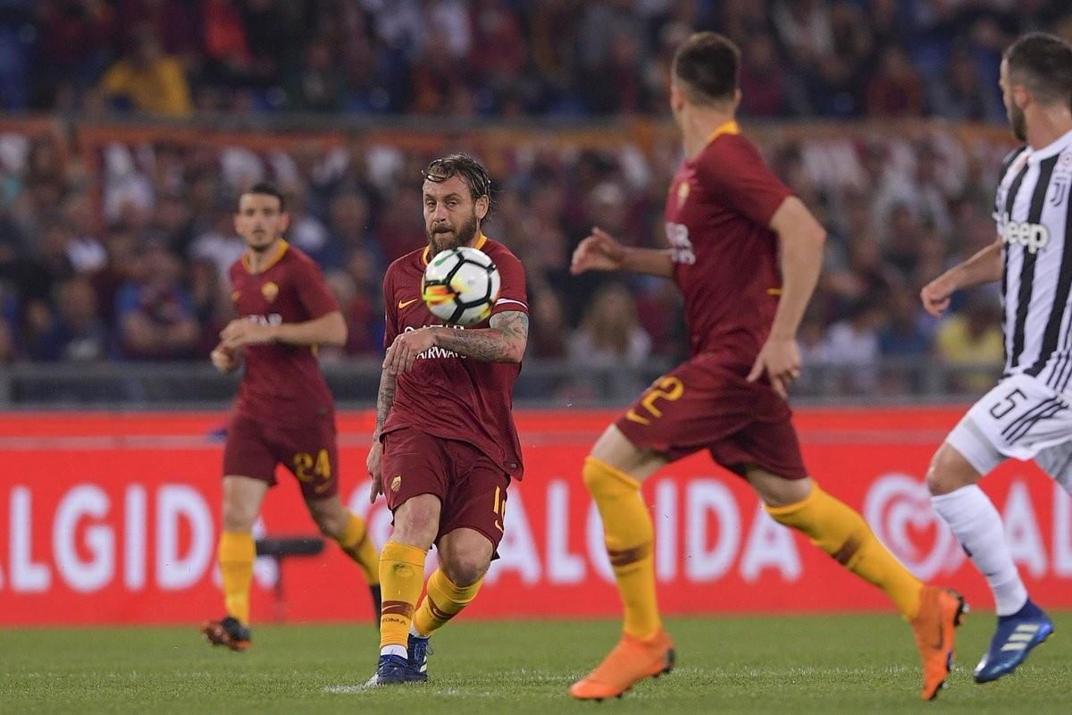 """Roma, Di Francesco nel post partita: """"Stiamo crescendo ma non dobbiamo smettere"""""""