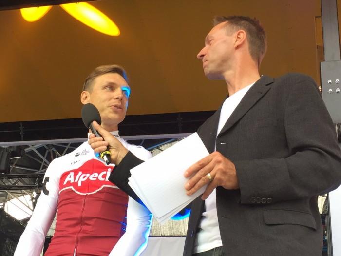 Tour de France 2017,1° tappa: Düsseldorf – Düsseldorf, la cronometro assegna la prima maglia