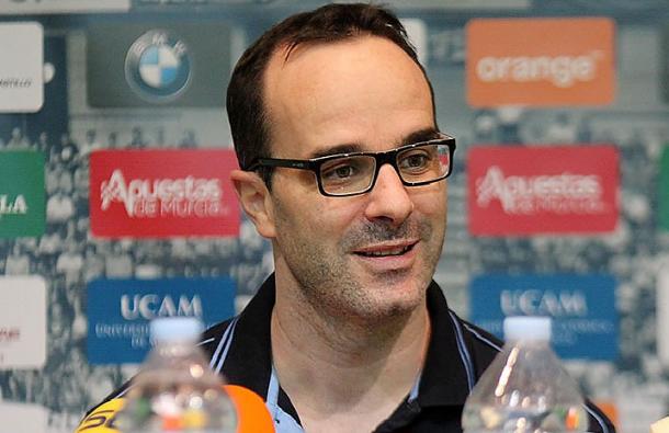 """Diego Ocampo: """"Debemos jugar un gran partido, especialmente en defensa"""""""