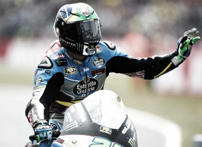 Moto2 GP Germania - Morbidelli con il brivido. Out Luthi e Marquez