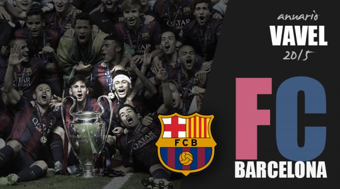 """FC Barcelona 2015: una """"moda"""" que hace historia"""