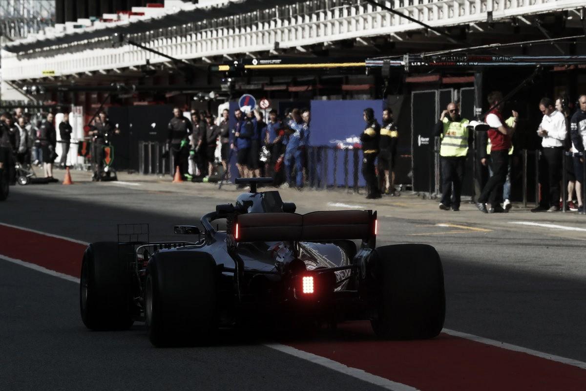 La FIA prueba un nuevo sistema de iluminación