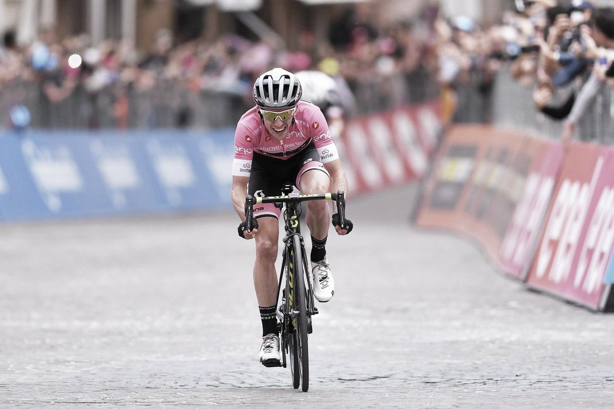 Giro de Italia 2018: Simon Yates gana la etapa 15 y Miguel Ángel López cruzó segundo