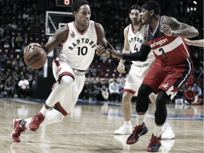 NBA, i Raptors passano a Washington (106-114)