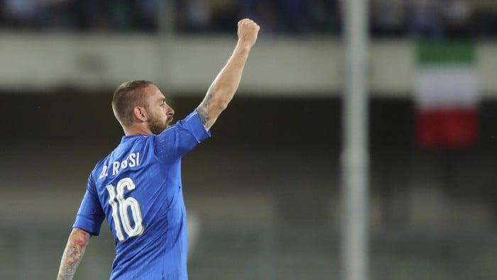 """Euro 2016 - Italia, De Rossi: """"Non è una partita inutile. Sempre difficile affrontare l'Irlanda"""""""