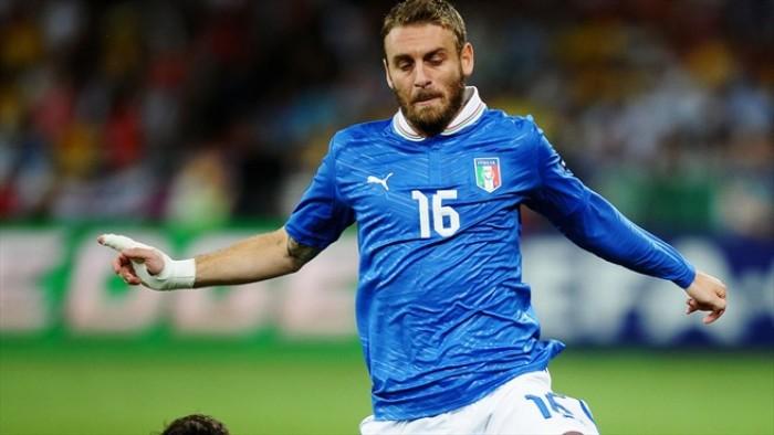 """Italia, De Rossi: """"La convocazione primo passo, ora voglio vincere l'Europeo"""""""