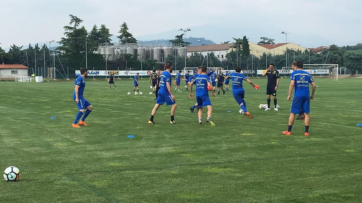 Chievo Verona: contro il Benevento per ufficializzare la salvezza