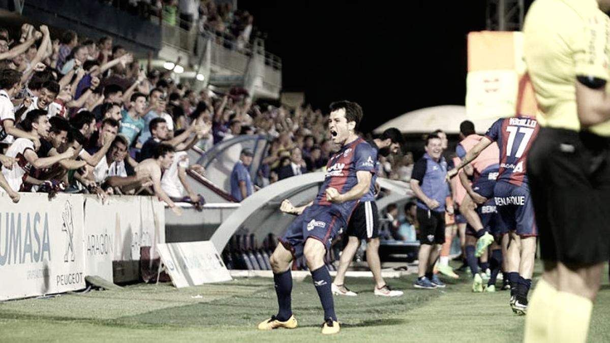 Juanjo Camacho, azulgrana en Primera División