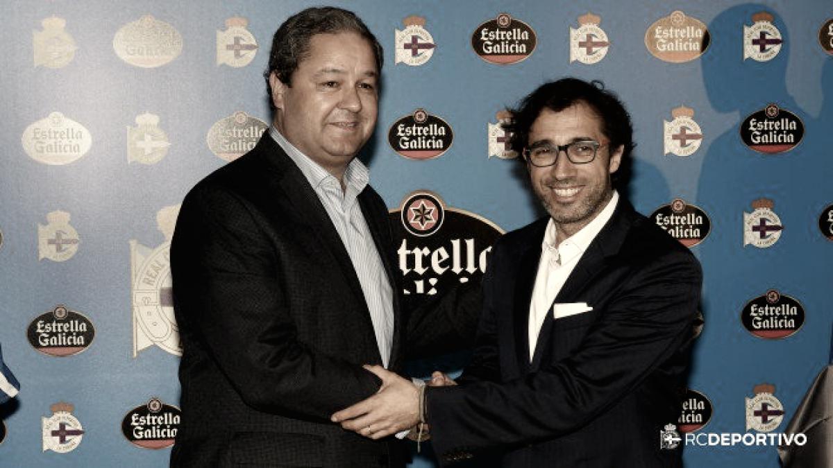 El Deportivo y Estrella Galicia, tres años más
